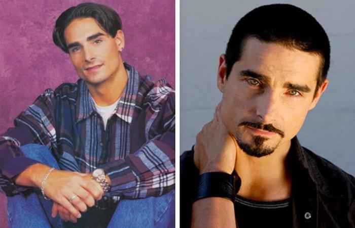 Кумиры 90-х тогда и сейчас (21 фото)