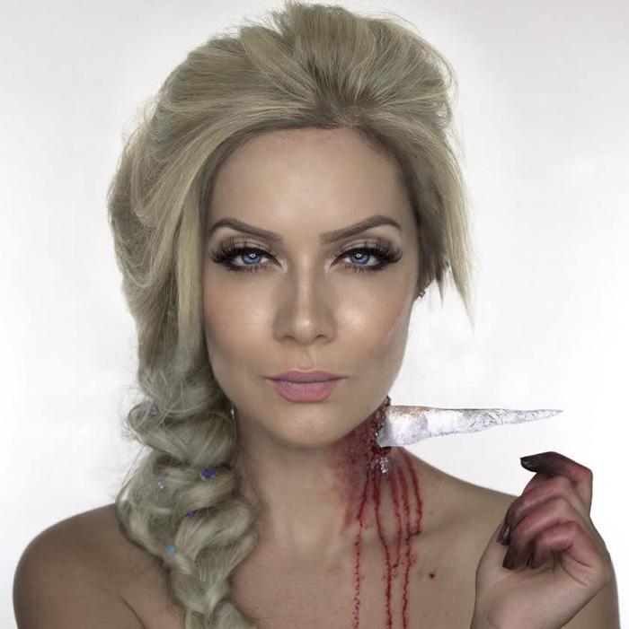 Зомби-прицессы Шоны Скотт - отличная идея для Хэллоуина (6 фото)