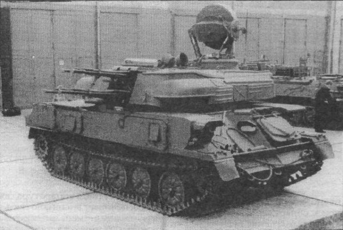 ЗСУ-23-4 «Шилка» и история ее успеха (16 фото)
