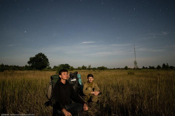 Зона отчуждения ЧАЭС глазами сталкеров (53 фото)