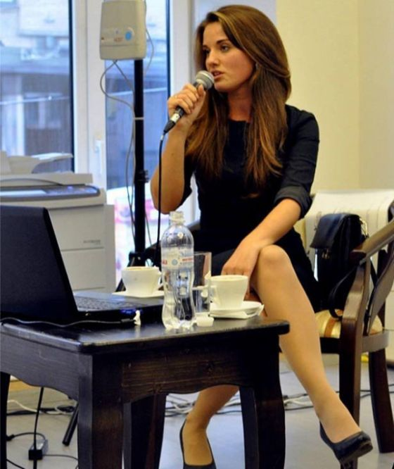 Новой главой одесской таможни стала 26-летняя Юлия Марушевская (8 фото)