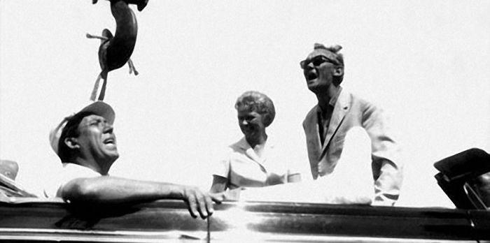 Как в СССР появился слух о гибели Юрия Никулина (4 фото)