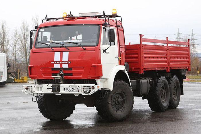 В России тестируют «КамАЗ» с автопилотом (3 фото + видео)