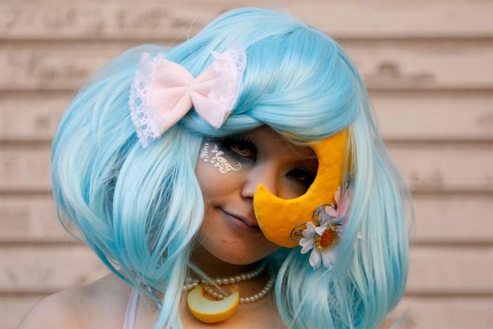 Японцы тоже любят Хэллоуин (16 фото)