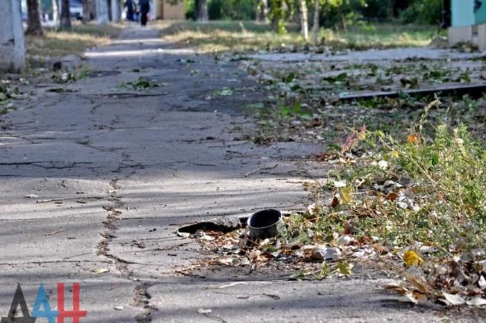 Современная жизнь поселка Октябрьский (пригород Донецка) (19 фото)