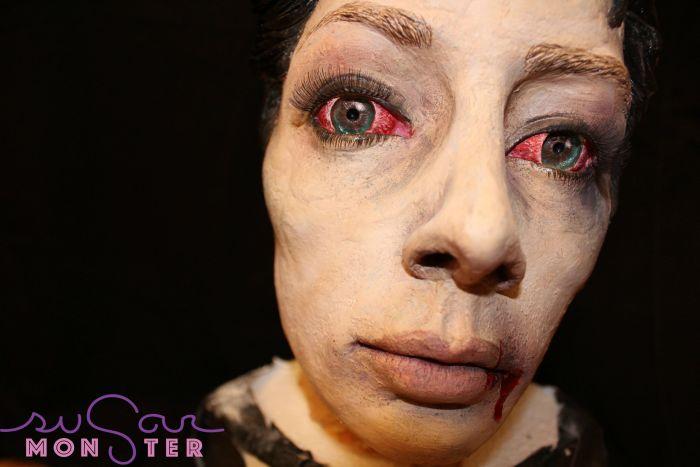 Пугающее угощение на Хэллоуин (3 фото)