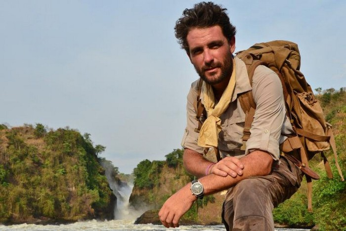 Левисон Вуд и его путешествие вдоль Нила (21 фото)