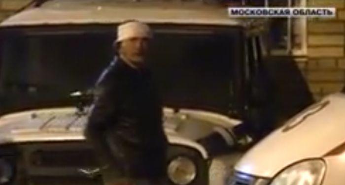 В Нахабино устроили самосуд над преступником (фото + видео)