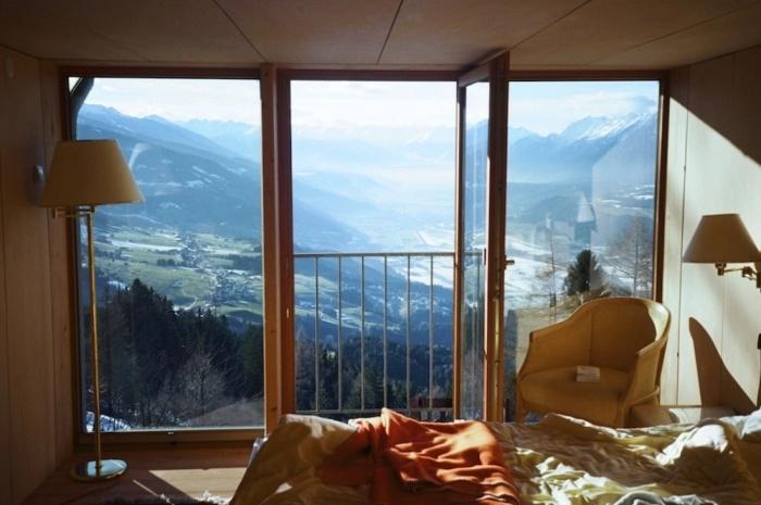 Подборка великолепных видов из окна (15 фото)