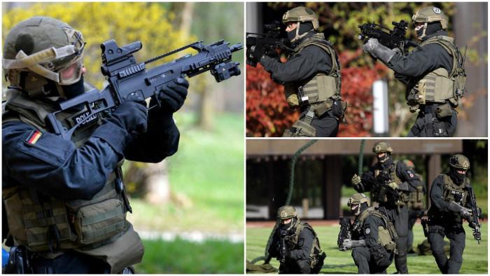 Знакомство со спецназом разных стран мира (14 фото)