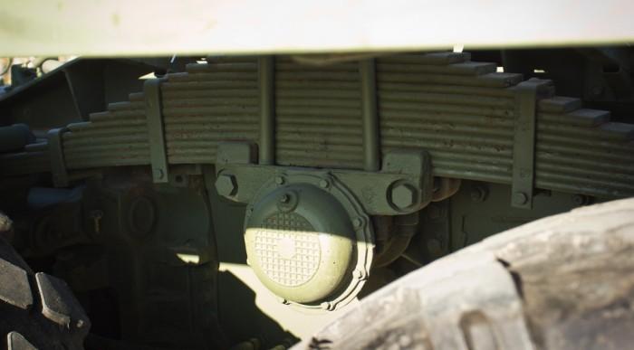 Тест-драйв тягача БАЗ-6402, используемого для транспортировки ракетного комплекса С-400 «Триумф» (36 фото)