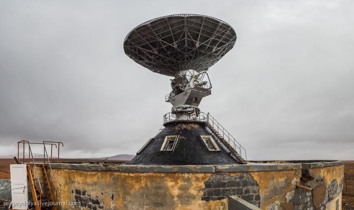 Первая в мире телевизионная спутниковая станция «Орбита», наши дни (45 фото)