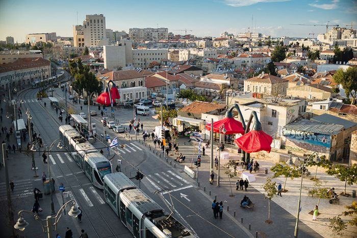 Иерусалимское ноу-хау (7 фото)