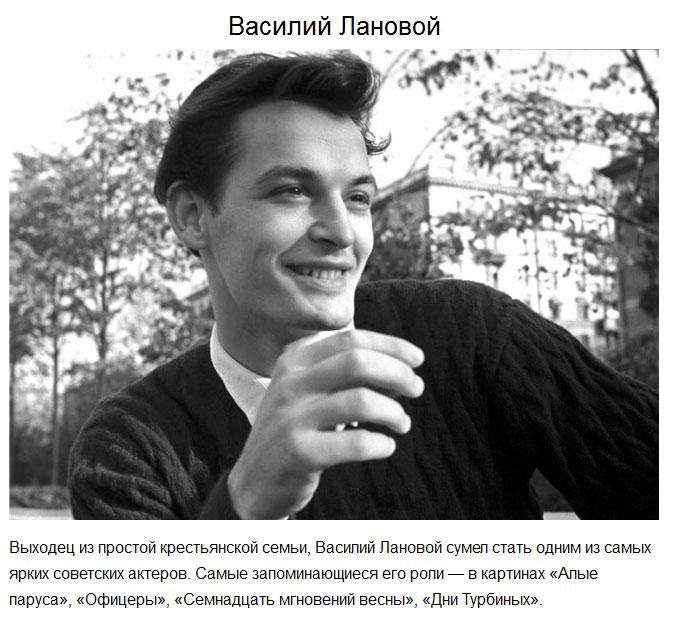«Актеры Советского Кино Мужчины Фото» — 2015