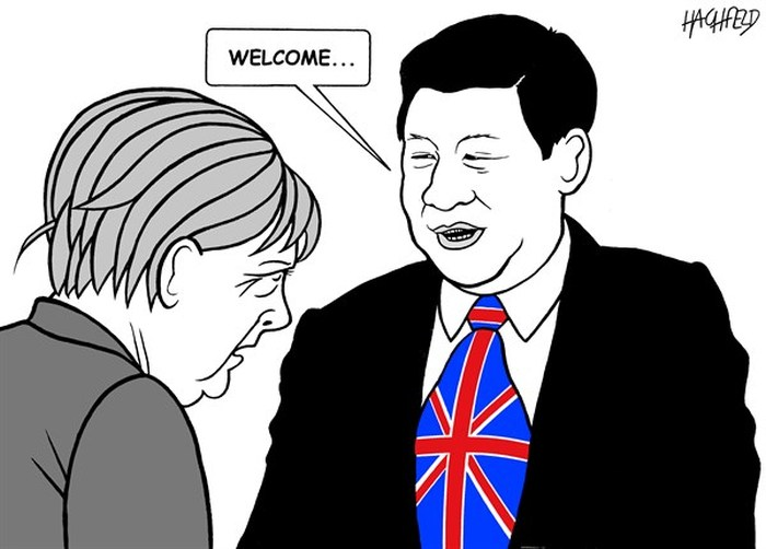 Политические карикатуры. Часть 2 (33 картинки)