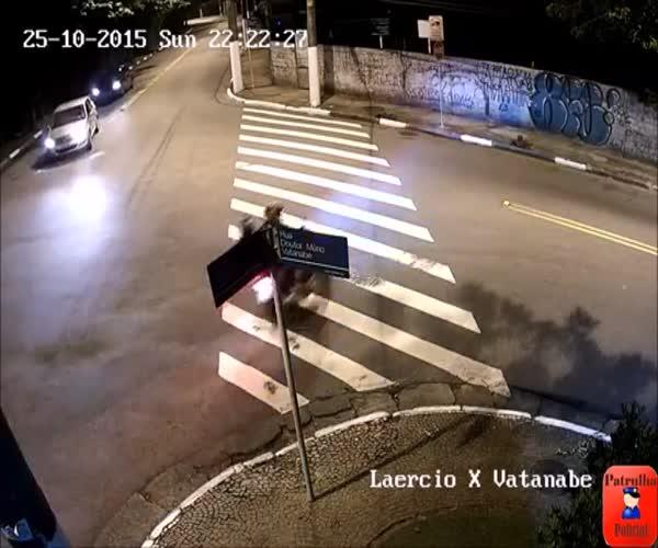 Дорожные грабители в Бразилии