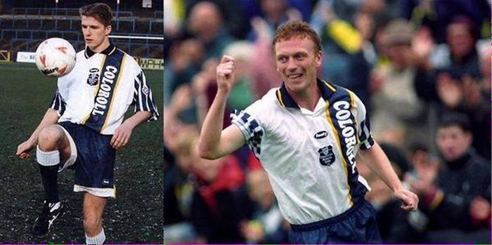 Редкие фото знаменитых футболистов (17 фото + видео)