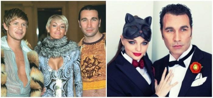 Звезды отечественной эстрады 90-х и 00-х годов тогда и сейчас (15 фото)