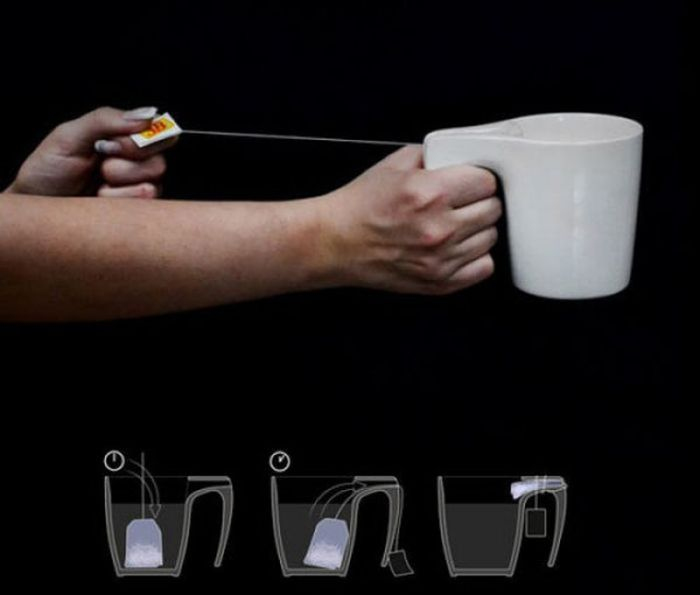Оригинальные изобретения и полезные вещицы (32 фото)