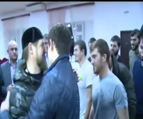 Рамзан Кадыров простил группу молодых ваххабитов, готовивших на него покушение