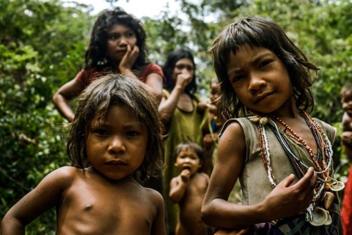 Удивительные факты о пираха - племени, которое не знакомо с понятием времени (8 фото)