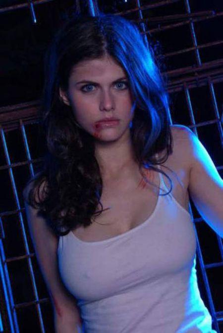 Актриса Александра Даддарио и ее очаровательные глаза (18 фото)