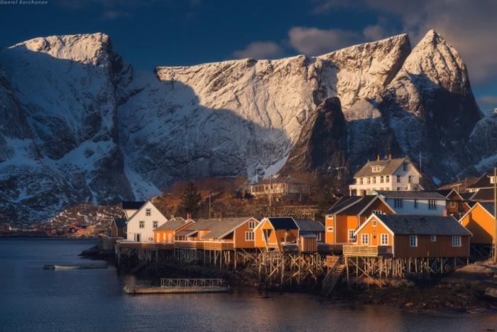 Великолепные деревни, которые пришли к нам словно из сказки (20 фото)