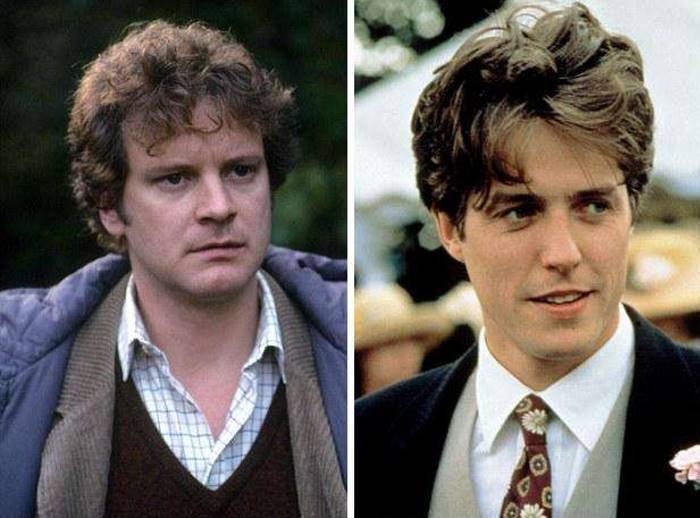 Колин Ферт и Хью Грант - актёры, родившиеся с разницей в один день (20 фото)