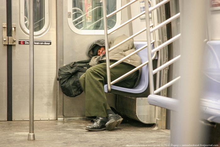 Простые жители Нью-Йорка (63 фото)