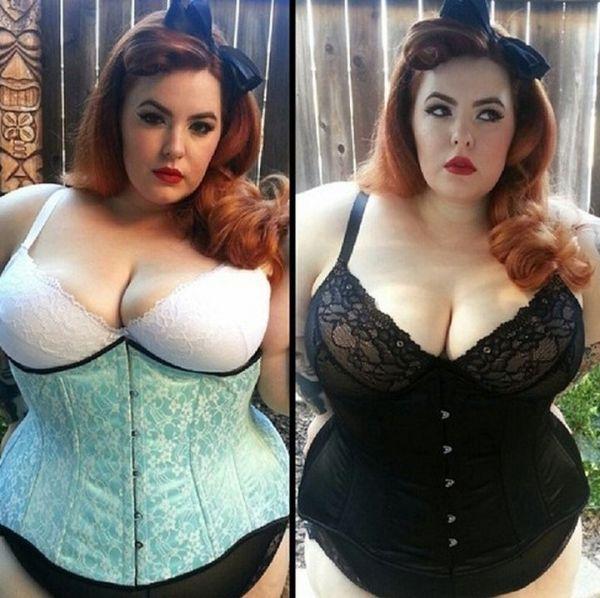 Россиянка, сбросившая 55 кг, стала знаменитостью в Великобритании (4 фото)