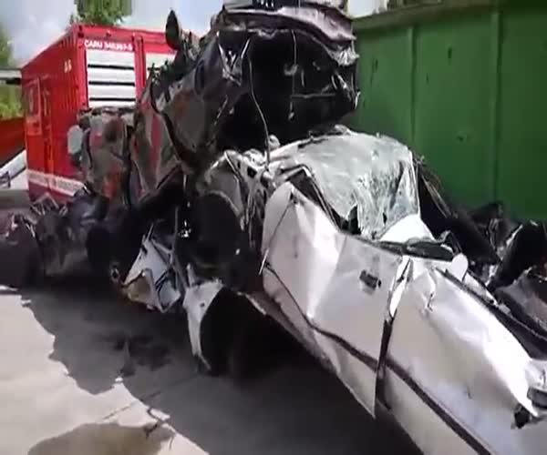 Машина, созданная для уничтожения других машин