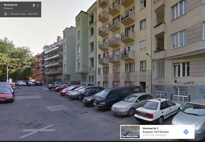 Квартира в Будапеште по цене целого дворца (5 фото)