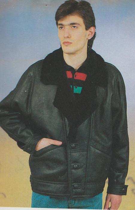 Каталог турецких курток и пальто, которые массово ввозили в СССР в конце 80-х (19 фото)
