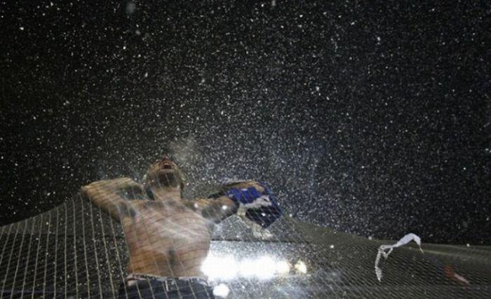 Подборка наиболее зрелищных моментов в спорте (35 фото)