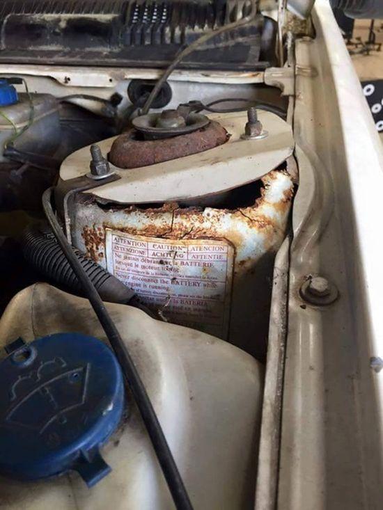 Автомобильная жесть в небольшой фотоподборке. Часть 2 (13 фото)