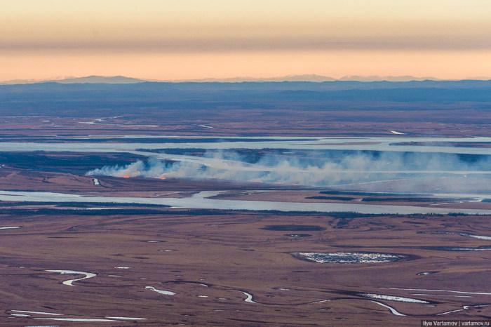 Красоты Хабаровского края с высоты птичьего полета (9 фото)