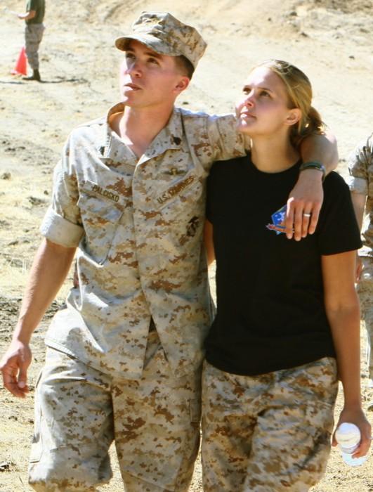 День открытых дверей на базе морской пехоты в штате Калифорния (40 фото)