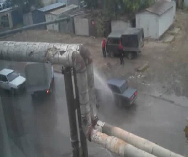 «Бесплатная автомойка» в Астрахани