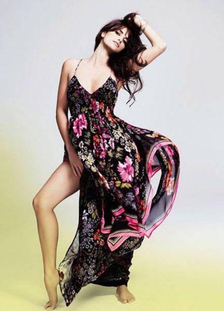 Великолепная Моника Крус, младшая сестра актрисы Пенелопы Крус (23 фото)