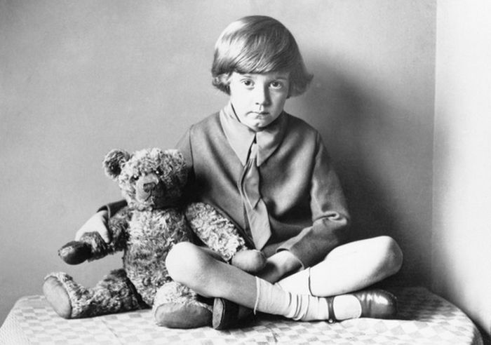 Канадская писательница рассказала интересные подробности о медведице, ставшей прообразом Винни-Пуха (7 фото)