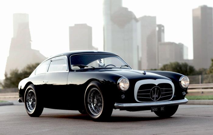 Самые красивые классические и современные автомобили (30 фото)