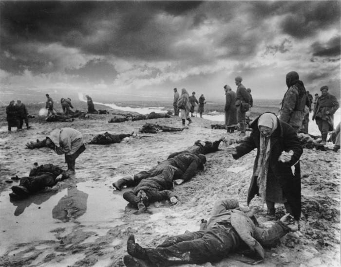 Исторические фото, которые никого не оставят равнодушным (25 фото)