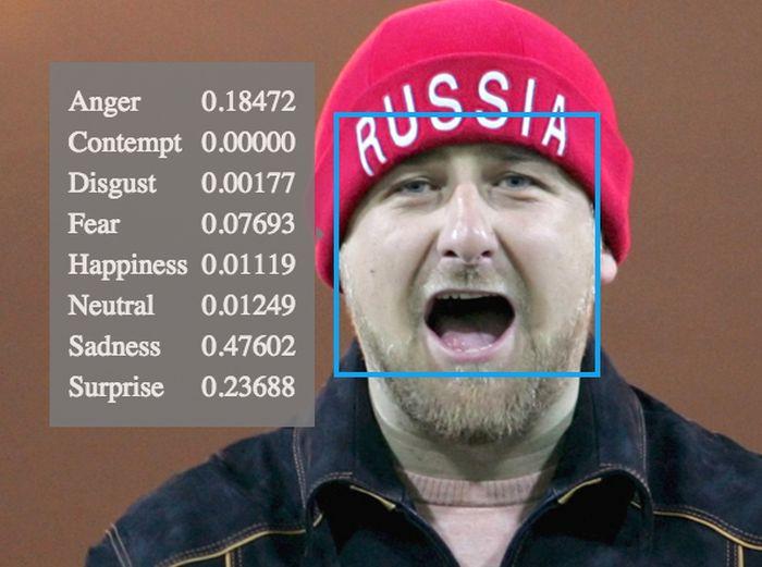 Новая программа Microsoft способна определять эмоции людей (5 фото)