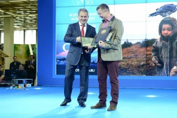 Житель Ямала сделал снимок по мотивам «Игры престолов» и одержал победу в фотоконкурсе Русского географического общества (2 фото)