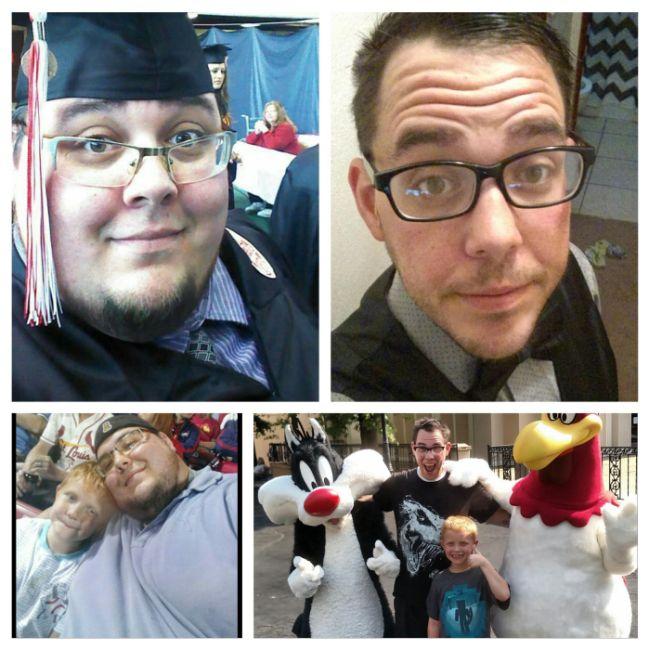 Люди, которые смогли изменить себя (27 фото)