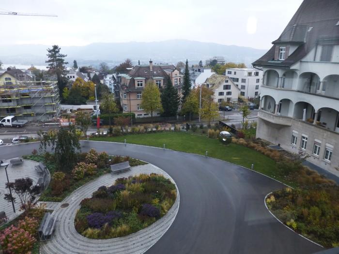 Роддом в Швейцарии (12 фото)