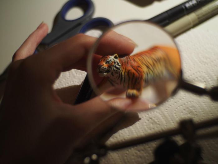 Детская игрушка оказалась в руках художника (10 фото)