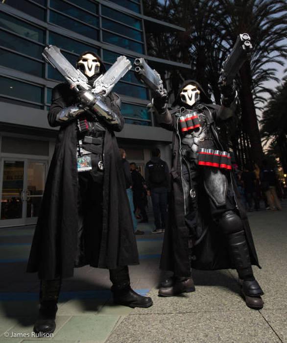 Косплееры игрового фестиваля BlizzCon 2015 (41 фото)