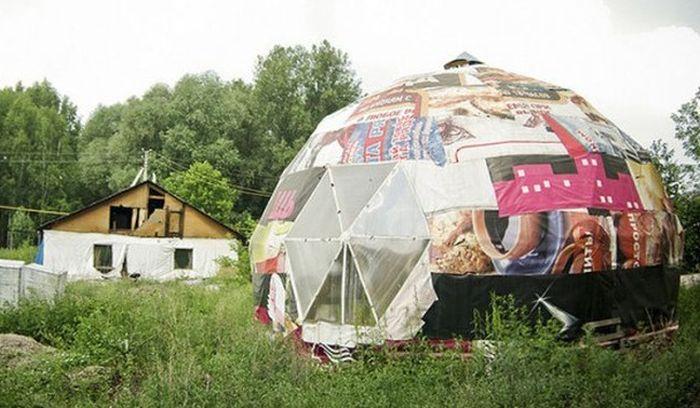 Необычные дома России (11 фото)