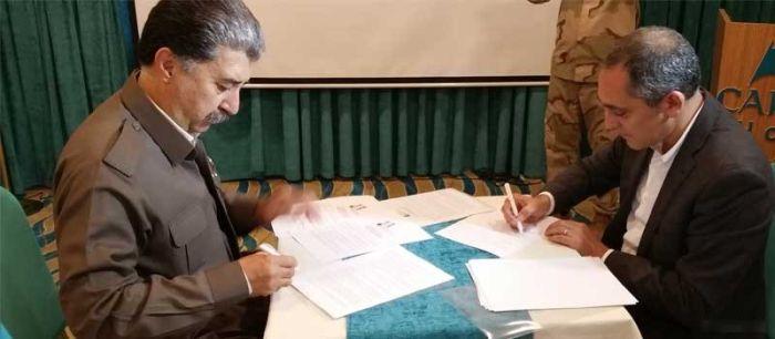 Хусейн Язданпан - курдский военачальник, который очень похож на Сталина (7 фото)